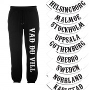 Egen text / namn Sweatpants