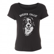 Border Collie Loose Fit Top