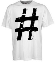 The Hashtag T-shirt