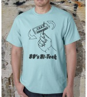 80's Hi-tech T-shirt