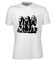 Three Wise Monkeys T-shirt