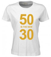 50 Is the New 30 Topp