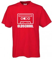 Oldschool Tape T-shirt