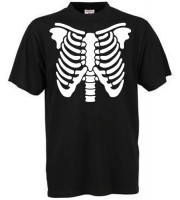 Skeleton Ribbs T-shirt