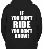 If You Don't Ride Hoodie