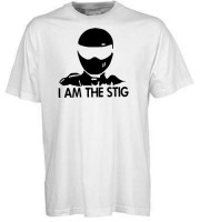 I Am the Stig T-shirt