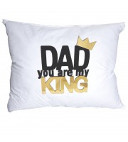 Dad You Are My King Örngott