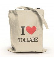 I Love Tollare Tygpåse
