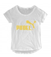 Pudel Puma Gold Loose Fit Top