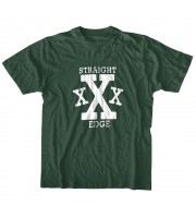 Straight XXX Edge T-shirt
