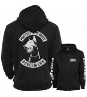 Dobermann Fullpatch Ziphood