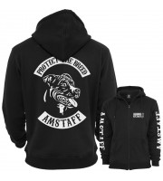 Amstaff Fullpatch Ziphood