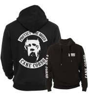 Cane Corso Italiano Fullpatch Hoodie