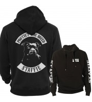 Staffordshire Bullterrier Staffie Fullpatch Hoodie