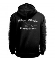 Silver Wheels Fullpatch Hoodie