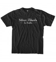 Silver Wheels La Familia T-shirt
