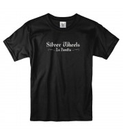 Silver Wheels La Familia Barn T-shirt
