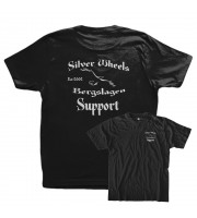 Silver Wheels Support T-shirt