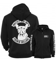French Bulldog Fullpatch Ziphood