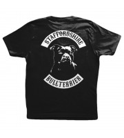 Staffordshire Bullterrier T-shirt