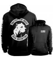 Dogo Argentino Fullpatch Hoodie
