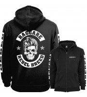 Rebel Breed Raggare Ziphood