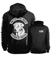 Golden Retriever Fullpatch Hoodie