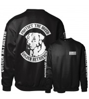 Golden Retriever Fullpatch Sweatshirt