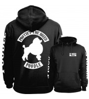 Poodle Fullpatch Hoodie