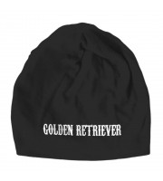 Golden Retriever Mössa Beanie