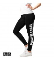Pomeranian Sport Leggings - Slim Fit