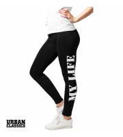 My Life My Adventure Sport Leggings - Slim Fit