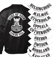 Sons Of Odin - Egen Underbåge Sweatshirt
