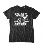 Real Bikes Don't Need Brakes Topp