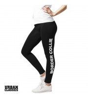 Border Collie Sport Leggings - Slim Fit