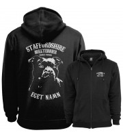 Staffordshire Bullterrier Proud Owner - Eget Namn Ziphood