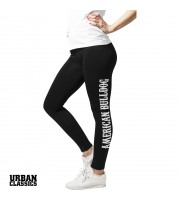 American Bulldog Sport Leggings - Slim Fit
