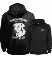 Golden Retriever Proud Owner - Eget Namn Ziphood
