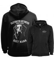 Flatcoated Retriever Proud Owner - Eget Namn Ziphood