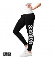 Horses Sport Leggings - Slim Fit