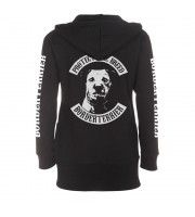 Borderterrier Fullpatch Lady Ziphood