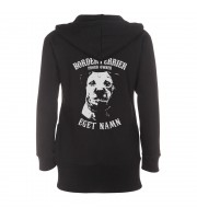 Borderterrier Proud Owner - Eget Namn Lady Ziphood