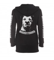 Borderterrier Lady Ziphood
