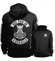 See You In Valhalla Hoodie