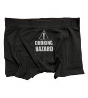 Choking Hazard Boxershorts
