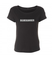 Bilmekaniker Loose Fit Top