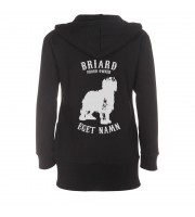 Briard Proud Owner - Eget Namn Lady Ziphood