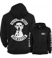 Dalmatian Fullpatch Ziphood