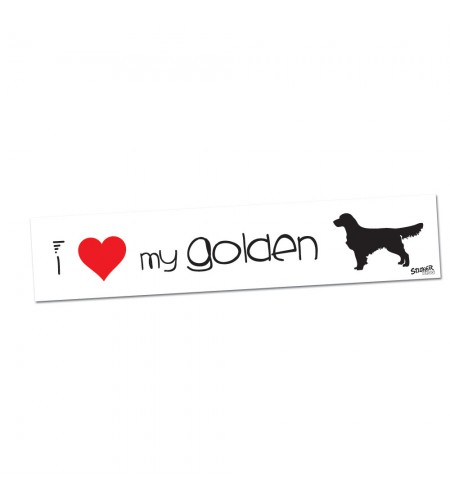 I Love My Golden