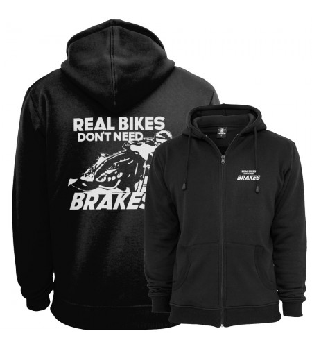 Real Bikes Don't Need Brakes